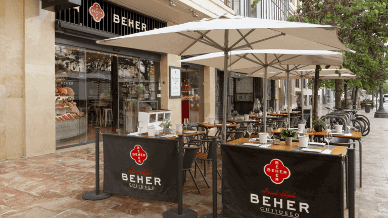 Tienda Beher Valencia | Jamones Bernardo Hernández |