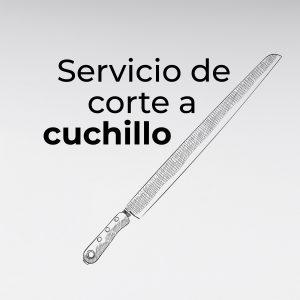 Servicio de corte de Jamón a Cuchillo   Beher   Bernardo Hernández