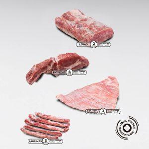 Pack Barbacoa Carnes Frescas 100% Ibéricas | Beher
